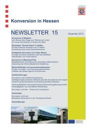 NEWSLETTER 15 - HA Hessen Agentur GmbH