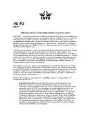 No: 9 - IATA