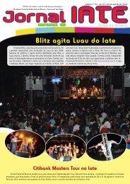 Blitz agita Luau do Iate - Iate Clube de Brasília