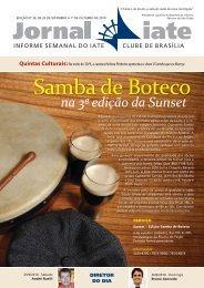 edicao 39.indd - Iate Clube de Brasília