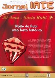 Noite do Rubi: uma festa histórica - Iate Clube de Brasília