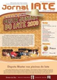 Disputa Master nas piscinas do Iate - Iate Clube de Brasília