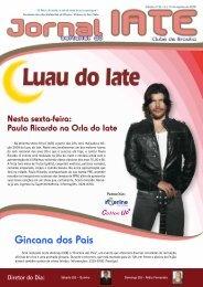 Gincana dos Pais - Iate Clube de Brasília