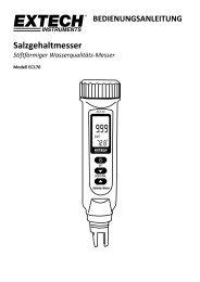 Salzgehaltmesser
