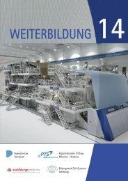 Weiterbildung 2014 - Papierzentrum Gernsbach