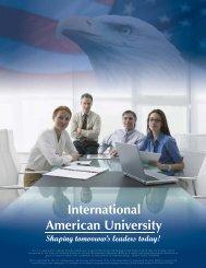 International American University, Los Angeles, CA, USA