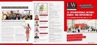 Aussteller Infos (DE) - IAW Messe