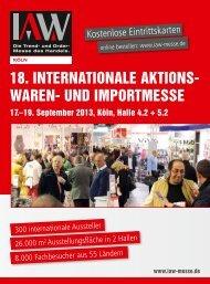 Besucher Infos (DE) - IAW