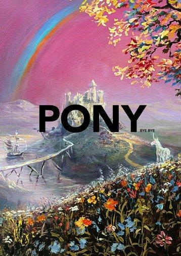 Aktuelle Ausgabe als PDF runterladen. - Pony