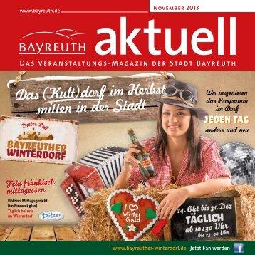 Termine - Bayreuth