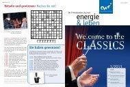 Ausgabe 3/2013 herunterladen - EWR GmbH