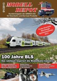 Ausgabe 1/2013 - Arwico