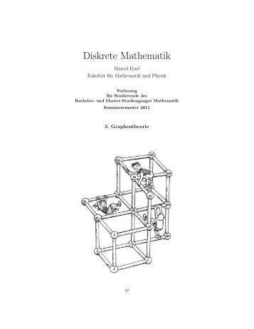 Kapitel 3 - Institut für Algebra, Zahlentheorie und Diskrete Mathematik