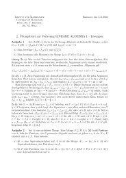 L2 - Institut für Algebra, Zahlentheorie und Diskrete Mathematik