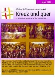 Pfarrbrief März2013_neu - Pfarreiengemeinschaft Neuwied