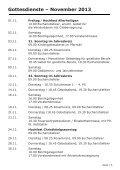 Pfarreiblatt - Hasle - Seite 6