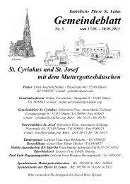 Gemeindeblatt - st-lukas.org