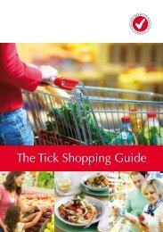 download the Tick Shopping Guide - National Heart Foundation