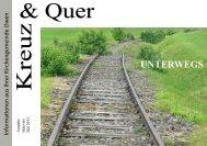 März bis Mai 2013 - Evangelische Kirchengemeinde Owen