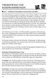 Buchsbaum-Wanderpfad zwischen Karden und Müden - Landkreis ...