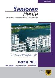 Ausgabe 04/2013 - Stadt Dortmund
