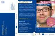Förderangebote zur beruflichen Bildung in Sachsen-Anhalt
