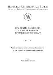 URL - Humboldt-Universität zu Berlin