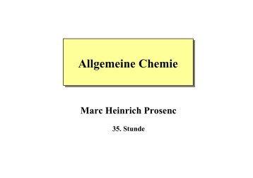 Stickstoff - Chemie