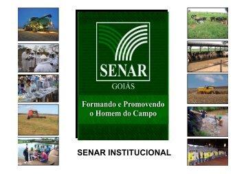 SENAR - Formando e Promovendo o Homem do Campo - Ibama