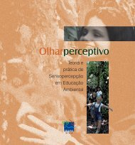 Olhar Perceptivo - Teoria e prática de Sensopercepção em ... - Ibama