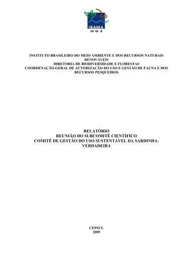 6 a 8 de julho/2009 (pdf) - Ibama