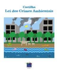 Cartilha - Lei dos Crimes Ambientais - Agenda 21 Comperj