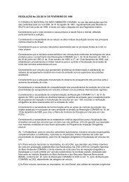 RESOLUÇÃO No 252 DE 01 DE FEVEREIRO DE 1999 O ... - Ibama