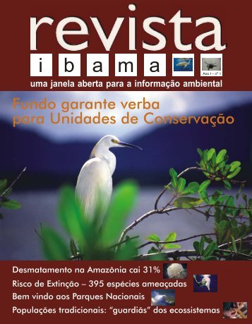 Revista do Ibama Ano I-nº1