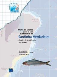 Plano de Gestão para o Uso Sustentável da Sardinha ... - Ibama