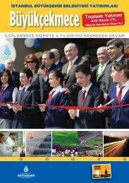 439 Milyon YTL - İstanbul Büyükşehir Belediyesi