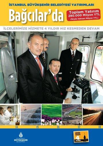 Bağcılar'da - İstanbul Büyükşehir Belediyesi