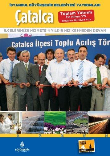 Çatalca - İstanbul Büyükşehir Belediyesi