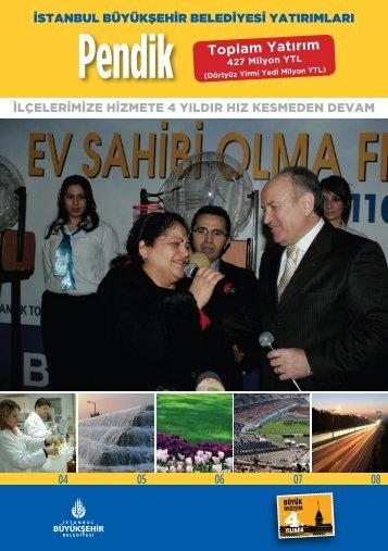 427 Milyon YTL - İstanbul Büyükşehir Belediyesi