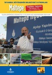 310 Milyon YTL - İstanbul Büyükşehir Belediyesi