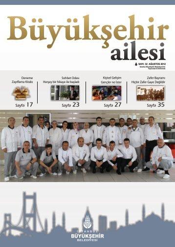 ramazan - İstanbul Büyükşehir Belediyesi