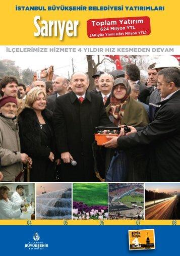 624 Milyon YTL - İstanbul Büyükşehir Belediyesi