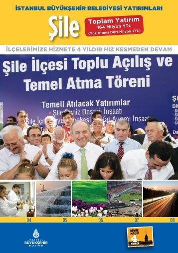Şile - İstanbul Büyükşehir Belediyesi