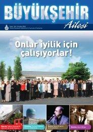 Buyuksehir Ailesi Dergi D - İstanbul Büyükşehir Belediyesi