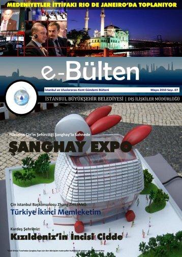 Türkiye İkinci Memleketim - İstanbul Büyükşehir Belediyesi