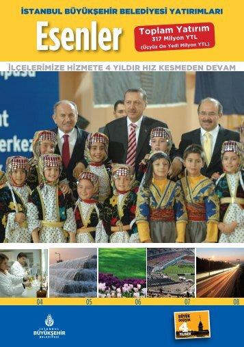 317 Milyon YTL - İstanbul Büyükşehir Belediyesi