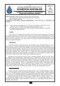 komisyon raporları - İstanbul Büyükşehir Belediyesi - Page 6