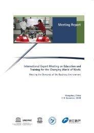 Meeting Report Hangzhou China.qxp - Unesco-Unevoc