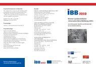 Innovative Berufsbildung 2010 - FG Berufsbildungsforschung (i:BB ...
