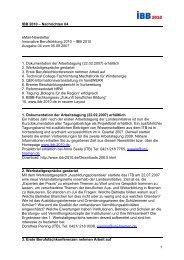 1 IBB 2010 – Nachrichten 04 eMail-Newsletter Innovative ...